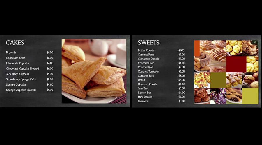 Digital Menu Boards And Kiosks For Restaurants