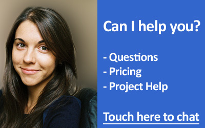 Can we help? Click here to chat about pricing and project advice